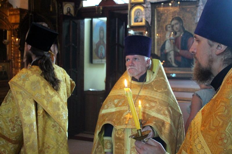 Воскресенье об исцелении двух слепых и немого