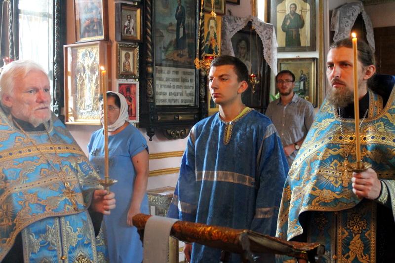 Память явления «Казанской» иконы Божией Матери