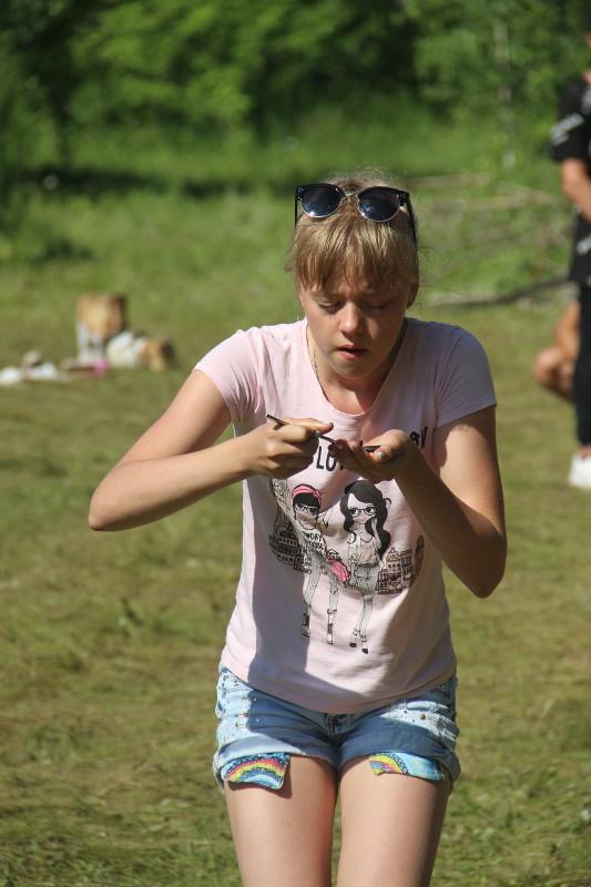 Епархиальный лагерь «Малый Радонеж»