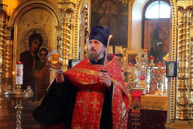Праздник святого Пророка Божия Илии