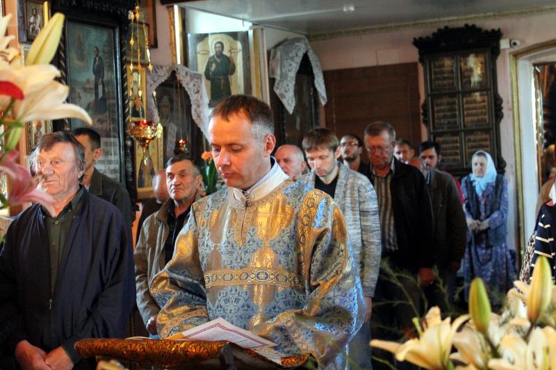 Праздник «Почаевской» иконы Божией Матери