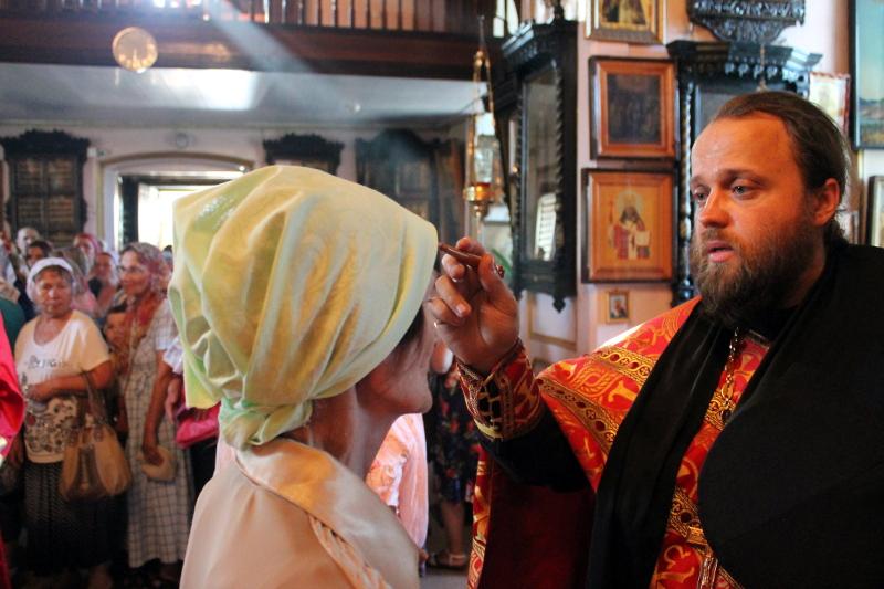 Память святого великомученика и исцелителя Пантелеимона