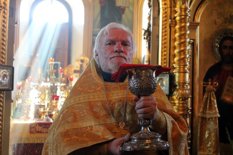 Воскресная служба о всепрощении и память святого Иоанна Воина