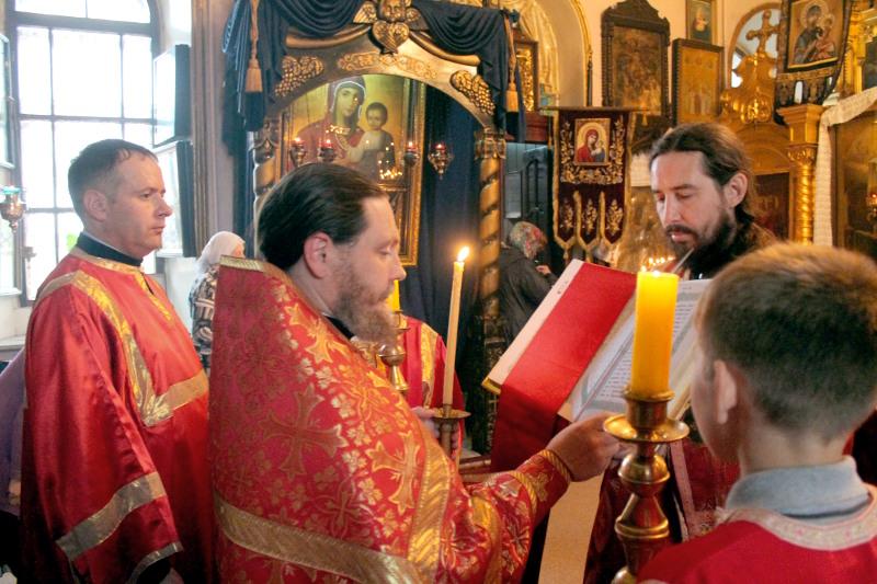 Праздник священномученика Пимена и Собор Казахстанских святых