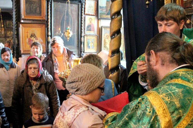 День преподобного Сергия Радонежского — игумена земли Русской