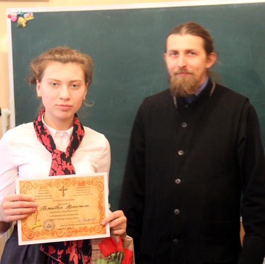В праздник Покрова за наградами