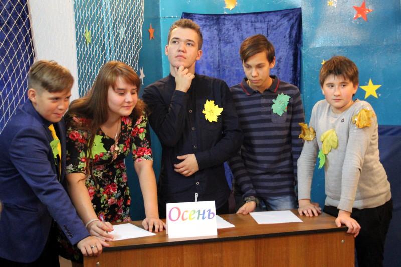 «Осенний Бал» в школе в честь прп.Сергия Радонежского