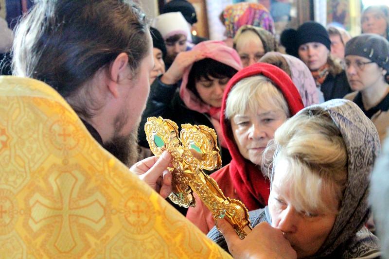 21 октября: Преподобной матери нашей Пелагии