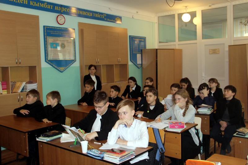 День Духовного согласия в школе в честь прп. Сергия Радонежского