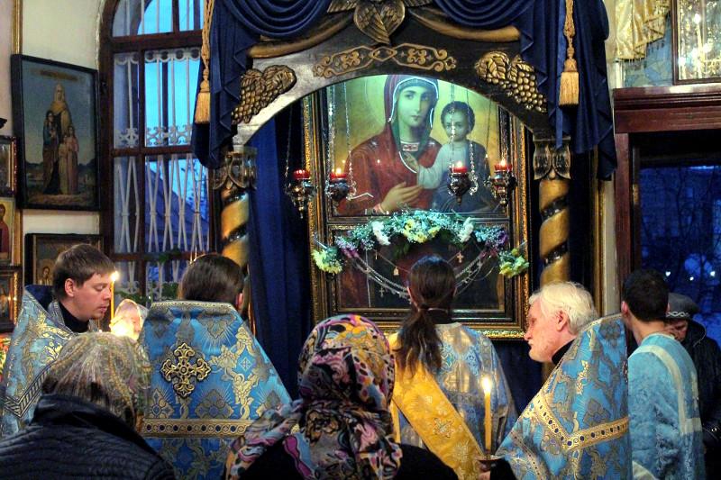 26 октября — праздник Иверской иконы Божией Матери