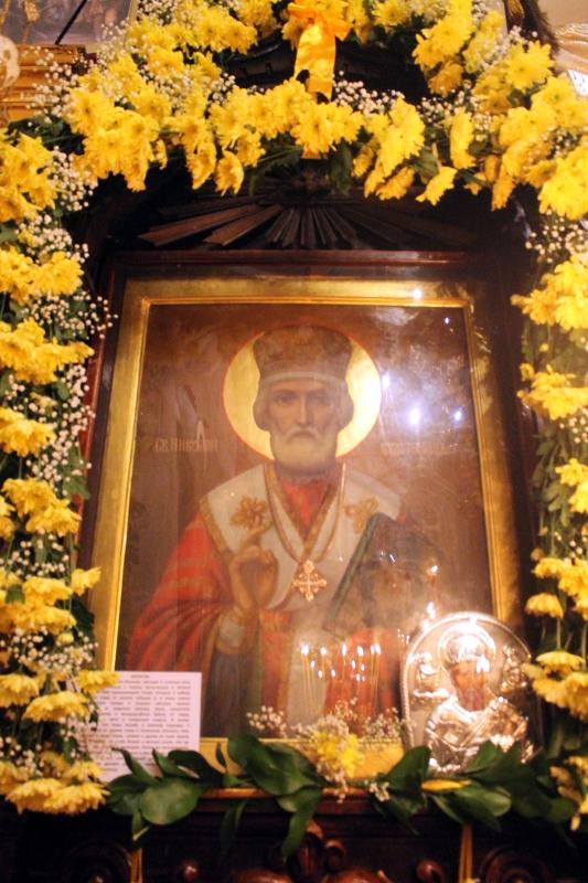 19 Декабря Церковь почитает память святого Святителя Николая Чудотворца