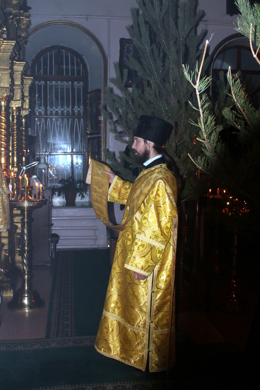 Новый год – время хвалы и благодарения Богу