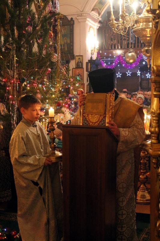 Рождество Христово — день всемирной радости