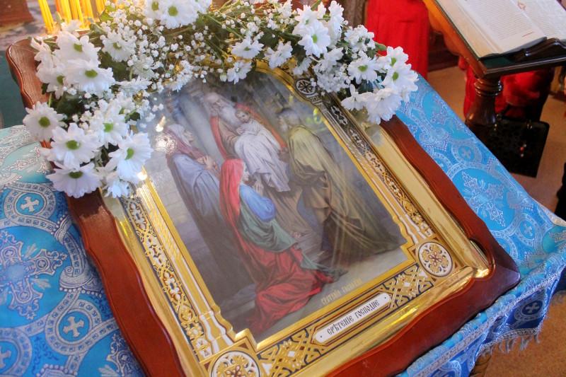 15 февраля — праздник Сретения Господня