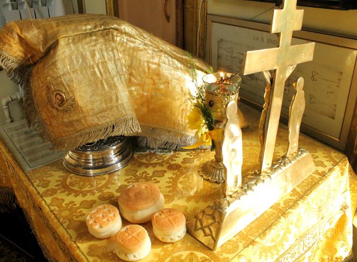 «Вси святии молите бога о нас» — престольный праздник храма Всех Святых
