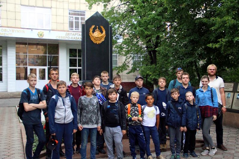 Епархиальный спортивно-трудовой лагерь «Витязь 2019»