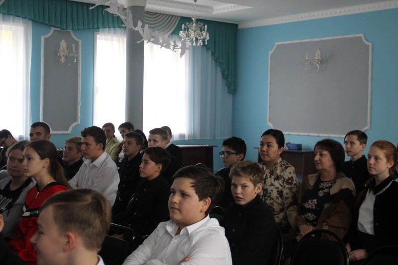 Выборы Президента Школьного Самоуправления в школе в честь прп. Сергия Радонежского