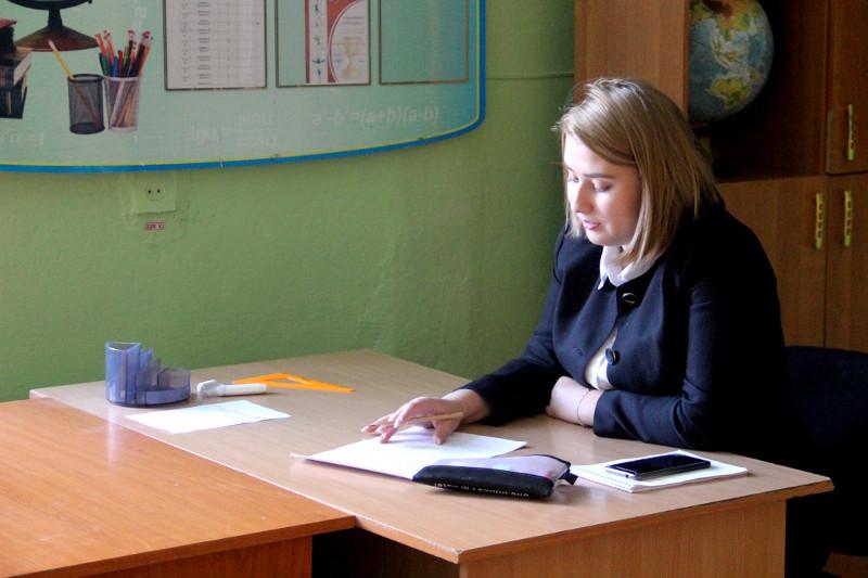 День ученического самоуправления в школе в честь прп. Сергия Радонежского