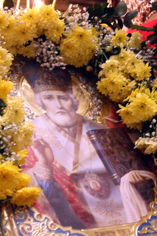 19 Декабря Церковь почитает память Святителя Николая Чудотворца