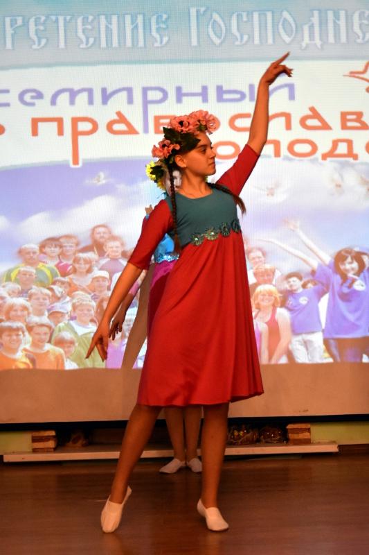 Неделя Православной Молодежи в школе в честь прп. Сергия Радонежского