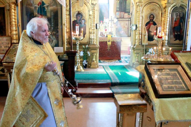 19 июля 2020 года, в Неделю 6-ю по Пятидесятнице, молитвенно прославляется Собор всех Радонежских святых — учеников, сподвижников и последователей преподобного и богоносного аввы Сергия