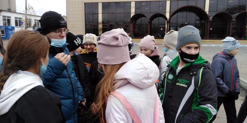 День школы в честь преподобного Сергия Радонежского