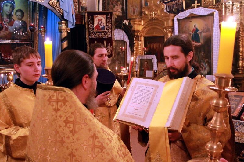 Неделя 23 по Пятидесятнице, исцеление Гадаринского бесноватого