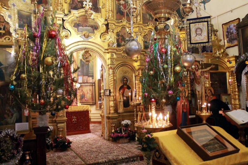 Навече́рие Рождества Христова (Рождественский сочельник)