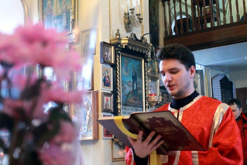 Неделя 35-я по Пятидесятнице. Собор новомучеников и исповедников Церкви Русской