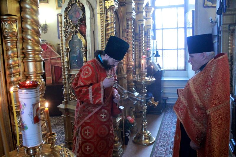 Сто лет подвига мученической кончины Святаго епископа Мефодия (Краснопёрова)