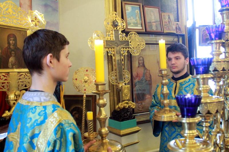 Второе воскресенье Великого поста, память святителя Григория Паламы