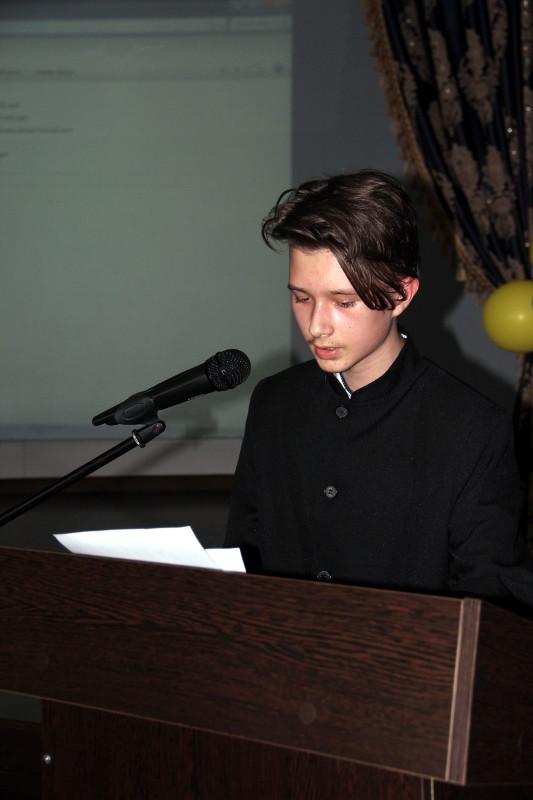 Церковно-историческая конференция, посвященная благоверному князю Александру Невскому, прошла среди воспитанников Воскресных классов епархии