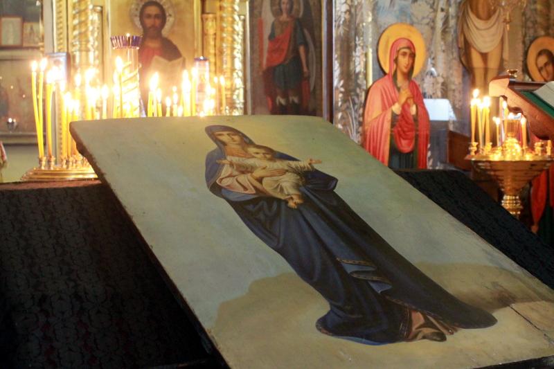 17 апреля Похвала Пресвятой Богородице
