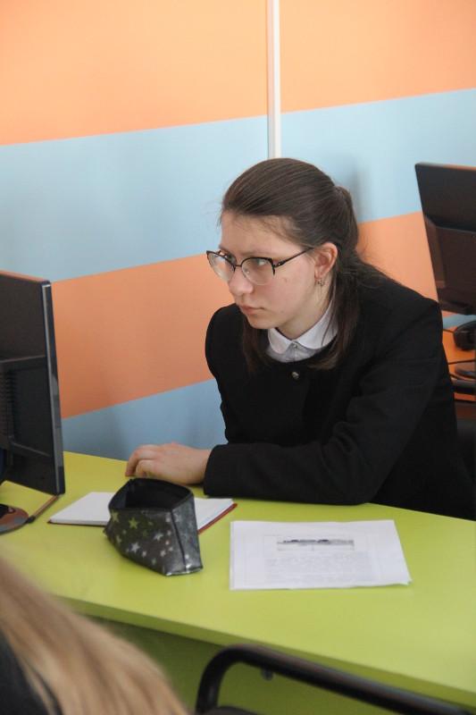 Неделя предметов естественно-математического цикла в школе в честь прп. Сергия Радонежского