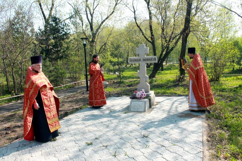 11 мая — Радоница, день всеобщего поминовения усопших