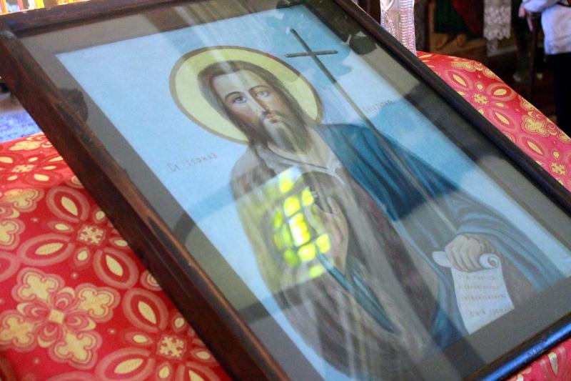 Божественная Литургия в день празднования Рождества честного славного Пророка, Предтечи и Крестителя Господня Иоанна