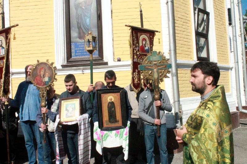 18 июля — 4-я Неделя по Пятидесятнице, обретение честных мощей преподобного Сергия Радонежского