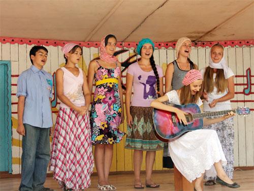 Миссионеры из собора