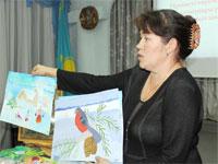 Ольга Владимировна Ходус - преподаватель ИЗО СШ в честь прп. Сергия Радонежского