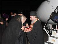 Святитель Спиридон посетил святую землю Казахстана