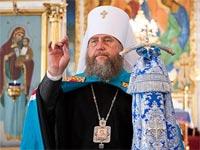 Александр — Митрополит Астанайский и Казахстанский | Фото с сайта mitropolia.kz