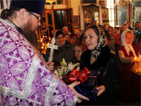 Праздник святого мученика Виктора