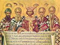 VII Вселенский Собор | Фото с сайта www.logoslovo.ru