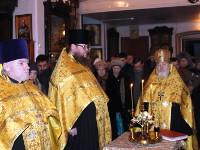 Священство на литии
