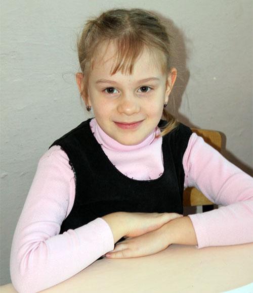 Горбунова Елизавета