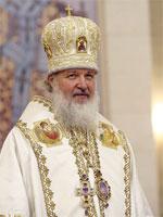Патриарх Московский и всея Руси Кирилл | www.orthedu.ru