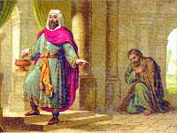 Неделя 38-я по Пятидесятнице. О Мытаре и Фарисее