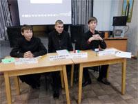 Пресс-конференция «Мир в ожидании»