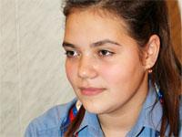 Березина Лиза, 10 класс