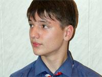 Червоносов Сергей, 9 класс